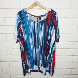 🌵 Cynthia Rowley plus size tunic top